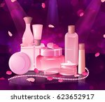collection of premium brand of... | Shutterstock .eps vector #623652917