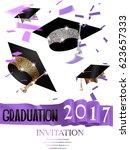 Graduation 2017 Invitation Car...
