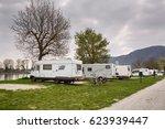 rossatz  austria   april 3 ... | Shutterstock . vector #623939447