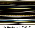 vector seamless pattern with... | Shutterstock .eps vector #623961533