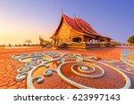 sirindhorn wararam phu prao... | Shutterstock . vector #623997143