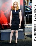 Small photo of Molly Quinn at the Los Angeles premiere of 'Unforgettable' held at the TCL Chinese Theatre in Hollywood, USA on April 18, 2017.