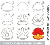 kid game to develop drawing... | Shutterstock .eps vector #624300893
