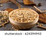 oat | Shutterstock . vector #624394943