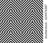vector seamless pattern.... | Shutterstock .eps vector #624476387
