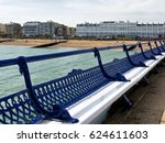 eastbourne beach and hotels...