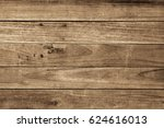 wood plank wall background | Shutterstock . vector #624616013