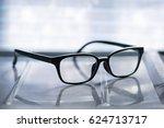close up of beautiful black... | Shutterstock . vector #624713717