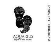 Signs Of The Zodiac. Aquarius...