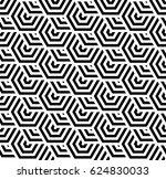 vector seamless pattern. modern ... | Shutterstock .eps vector #624830033