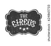vintage textured label... | Shutterstock .eps vector #624865733