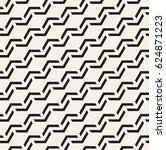 vector seamless pattern with... | Shutterstock .eps vector #624871223
