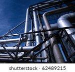 industrial zone  steel... | Shutterstock . vector #62489215