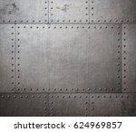 rusty armor texture or... | Shutterstock . vector #624969857