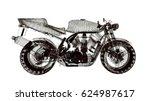 Motorcycle  Model Body...
