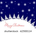 christmas abstract background | Shutterstock .eps vector #62500114