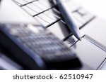 business attribute  computer | Shutterstock . vector #62510947