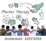 mental health care sketch... | Shutterstock . vector #625176533