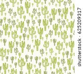 western seamless pattern with...   Shutterstock .eps vector #625209317