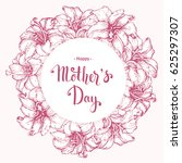 happy mother's day postcard. ...