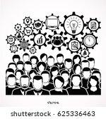 modern flat illustration of the ...   Shutterstock .eps vector #625336463