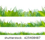 seamless jungle and tropical... | Shutterstock .eps vector #625408487