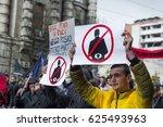 belgrade  serbia   april 8 ... | Shutterstock . vector #625493963