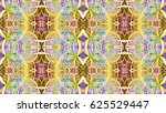 abstract seamless background... | Shutterstock . vector #625529447