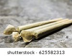marijuana   cannabis joints | Shutterstock . vector #625582313