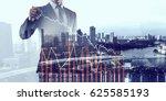 financial business services .... | Shutterstock . vector #625585193
