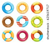 Life Buoy Swimming Rings...