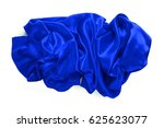 blue silk | Shutterstock . vector #625623077