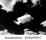 cloud on black background.   Shutterstock . vector #625690547