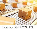 packages delivery  packaging... | Shutterstock . vector #625771727