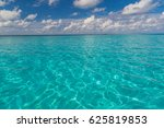 tropical sea surface with soft... | Shutterstock . vector #625819853