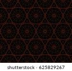 modern geometric seamless...   Shutterstock .eps vector #625829267
