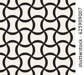 vector seamless pattern. modern ... | Shutterstock .eps vector #625909007