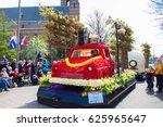sassenheim  netherlands   april ... | Shutterstock . vector #625965647