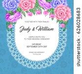 wedding invitation template...