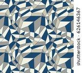 cristal vector beautiful... | Shutterstock .eps vector #626146367