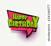 Lettering Happy Birthday....