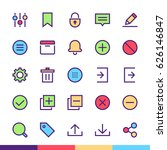 interface minimalist and modern ...