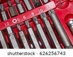 torx heads | Shutterstock . vector #626256743