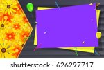 summer new collection banner....   Shutterstock .eps vector #626297717
