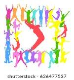 win win isolated over white  ... | Shutterstock .eps vector #626477537