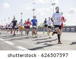 vienna   april 23  2017  the 34 ... | Shutterstock . vector #626507597