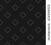vector seamless pattern ... | Shutterstock .eps vector #626544023