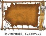 native american indian vector...   Shutterstock .eps vector #626559173