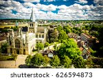 Rochester Cathedral View From...