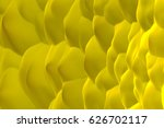 yellow abstract background.... | Shutterstock . vector #626702117